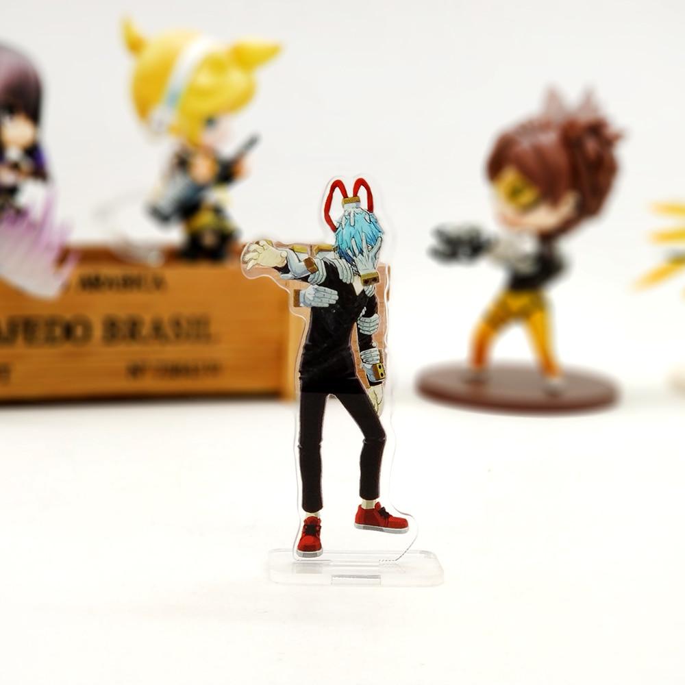 Love Thank You My Hero Academia Shigaraki Tomura SMALL acrylic stand figure model plate holder cake topper anime BOKU NO