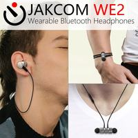 JAKCOM WE2 Wearable Bluetooth Earphone New Product Of Bluetooth Wireless Headset Headphones For A Mobile Phone