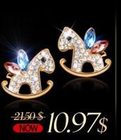 специальная серьги серебро 925 противоаллергические моде дизайн ручной работы классический винтаж циркон ювелирные изделия энтузиазм ведьма ehg5b13