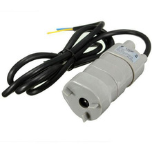 High Quality Hot Salable 12V DC 1.2A 5M 600L/H 6-12V For solar Aquarium Three wire Micro Submersible Motor Water Pump
