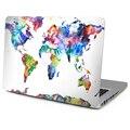 """Для Apple Macbook 11 дюймов Воздуха Pro с или без retina Пяти континентах 11.6 """"Ноутбук Кожи Наклейка"""
