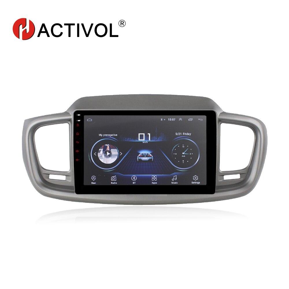 HANG XIAN 10.1 Quadcore Android 8.1 Car radio for KIA Sorento 2015-2017 car dvd player GPS navigation car multimediaHANG XIAN 10.1 Quadcore Android 8.1 Car radio for KIA Sorento 2015-2017 car dvd player GPS navigation car multimedia