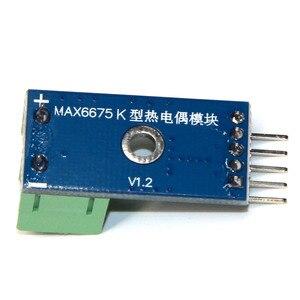 Image 3 - 5Pcs MAX6675 K סוג תרמי טמפרטורת חיישן מודול לarduino