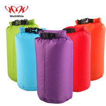 WorthWhile Camping Hiking Hydration Water Bag Outdoor Portable Tactical Shower Pack Drinking Washing Basket Foldable Handbag