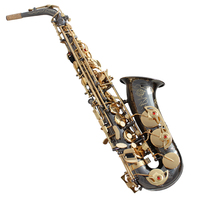 2018 100 New High Quality Saxophone Alto Sax Selmer 54 Professional E Flat Alto Saxophone Musical