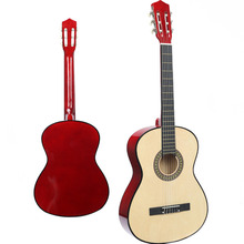 38 Inch Classical Wood Guitar Beginner Practice Musical music Instrument tools Classical Guitar synthesizer WJ JX5
