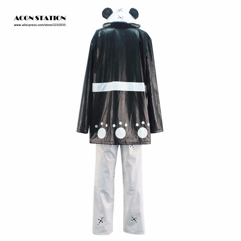 White /& Black F Tai1 per cosplay e feste in maschera e balli