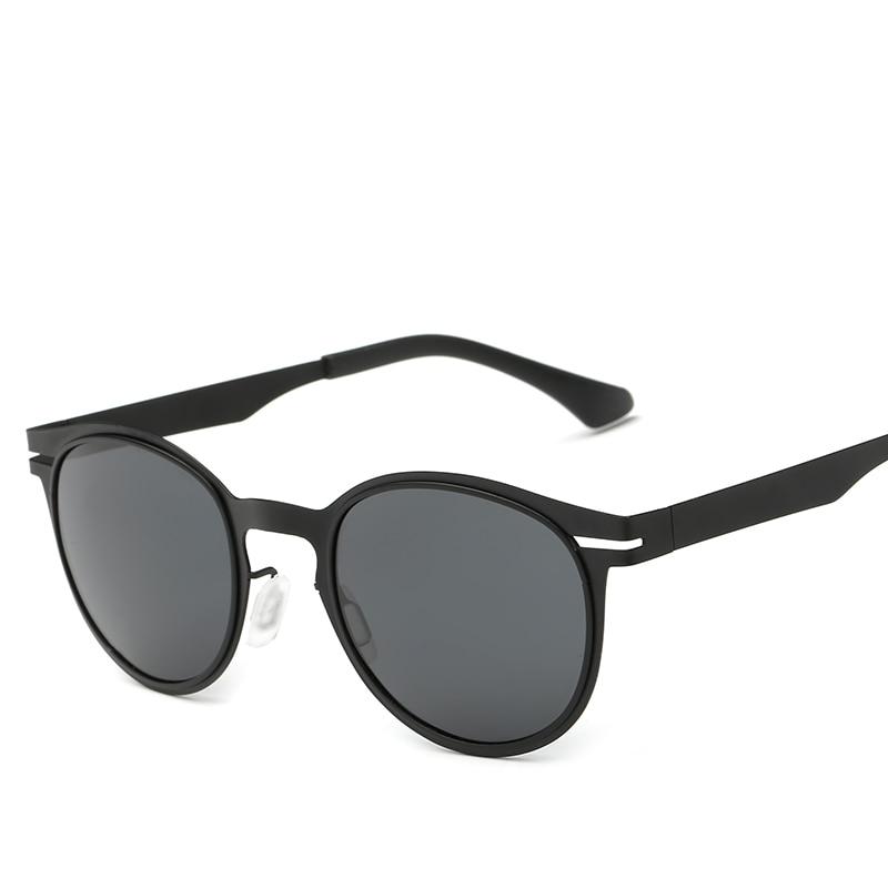 gold Blue Frame Brille Oculos Polarisierte Berühmte Marke schwarzes Frauen Retro Sonnenbrille Vintage blau Frau AOwFzqU