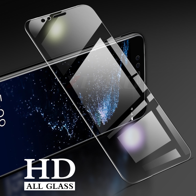 Image 5 - 3Pcs Full Cover Tempered Glass For Huawei P20 Pro P30 Lite P Smart P10 Plus Screen Protector For Honor 20 10 Lite 8X Glass Film-in Phone Screen Protectors from Cellphones & Telecommunications