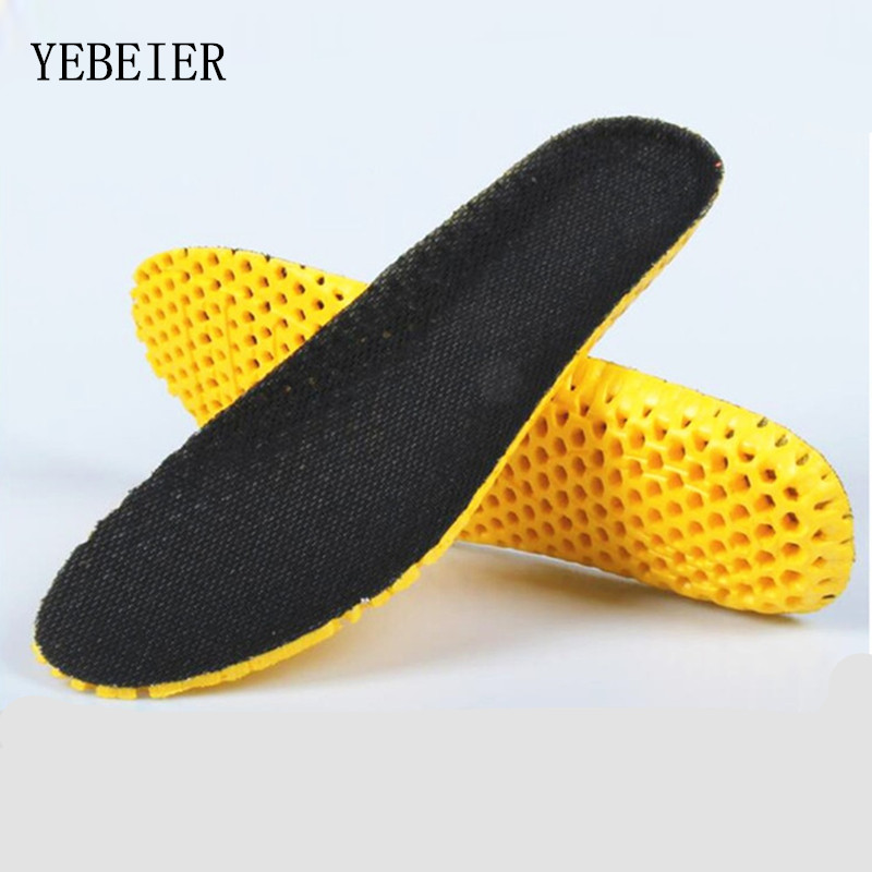 Orthotic Arch Support Shoe Pad Sport Running Active carbon fiber remove odors Insoles Insert Cushion for Men Women 2017 gel 3d support flat feet for women men orthotic insole foot pain arch pad high support premium orthotic gel arch insoles