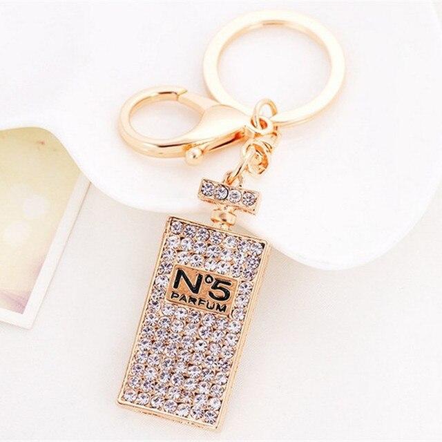 New Arrival Creative Handbag Keychains Fashion Key Chains Women Bag Charm Pendant Metal Keyrings Car