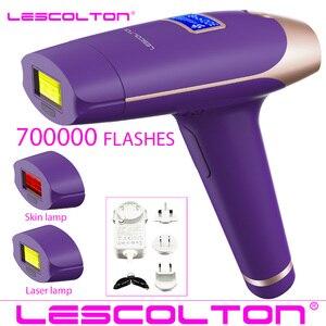 Image 3 - Lescolton Depilación láser permanente IPL, depilación IPL para axilas
