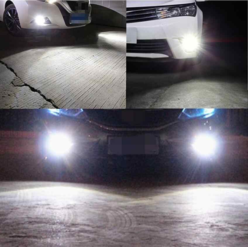 LED Mengemudi Lampu Lampu Kabut untuk Mazda 3 2008 Super Yang Sangat Cerah 6000K Putih H11 atau 9006 Lampu LED untuk Lampu Kabut 2 PC