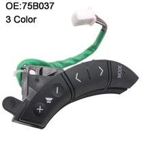 YAOPEI 3 цвета OEM 75B037 для Toyota Highlander Land Cruiser переключатель управления рулем
