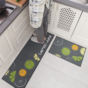 Image 3 - High Absorbency Bath Mats Carpet, Kitchen Rugs Anti Slip Large Bathroom Rug Mats, Toilet Mat Bathroom Carpets And Rugs 19 Colors