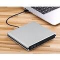 USB 3.0 Ultra Portátil Externo CD DVD RW DVD ROM Drive/Gravador/Gravador para Mac, Macbook Pro Ar iMAC, Laptops, Desktops