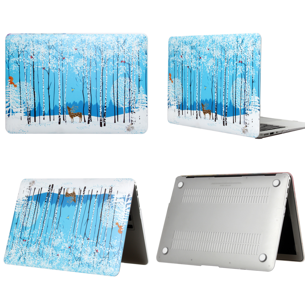 Nature color Shell Case for MacBook 37