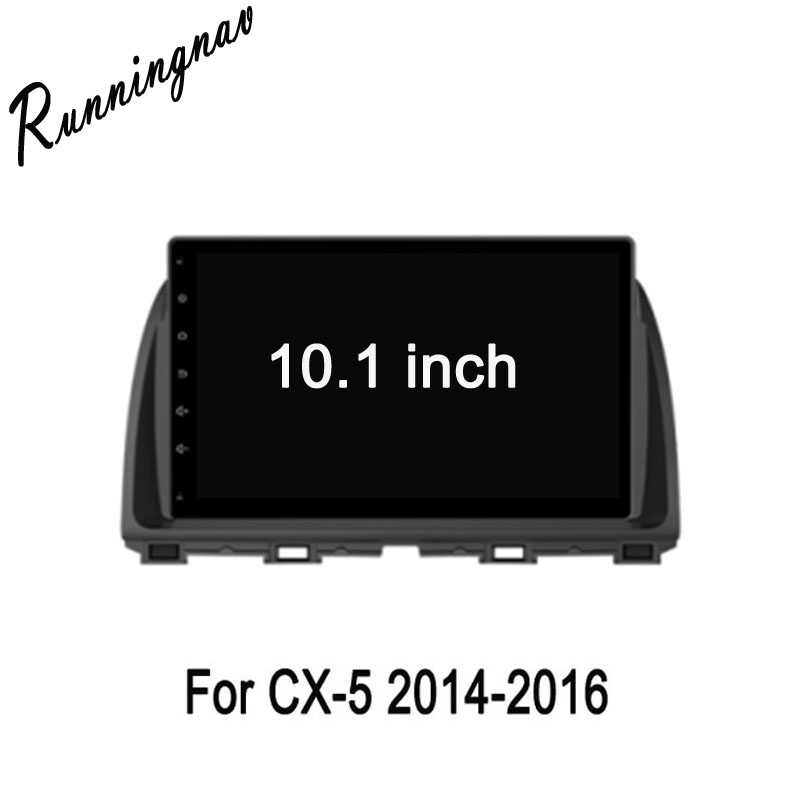 Octa Core 10.1 Android 7.1 For Mazda CX-5 2014 2015 2016 Car Radio DVD player GPS