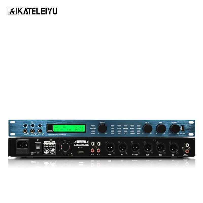 Звуковой процессор GTX6 улучшенная версия управления обработкой - 3
