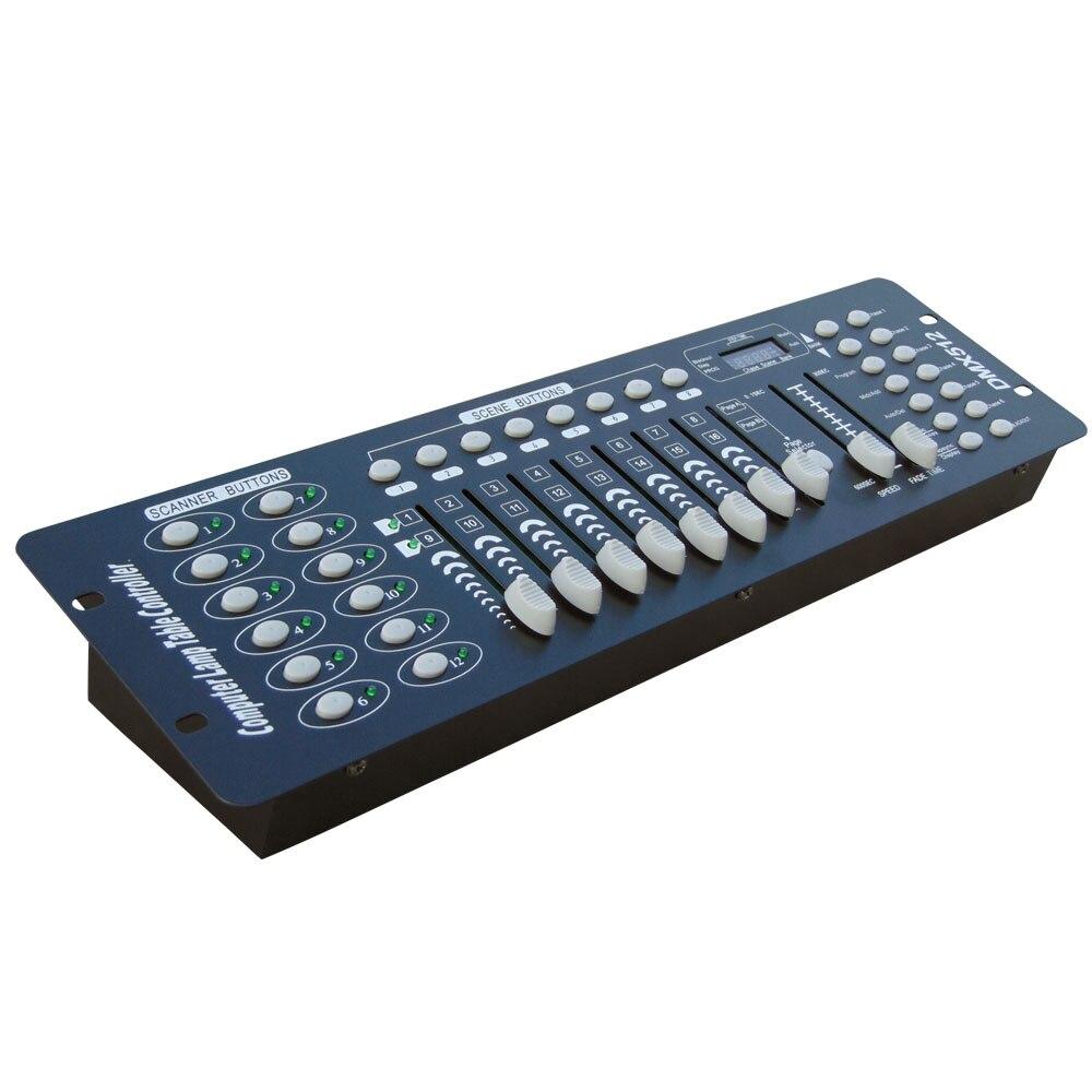 Norme internationale 512 contrôleur dmx 512 contrôleur de lumière principale mobile 10 pièces/lot - 2