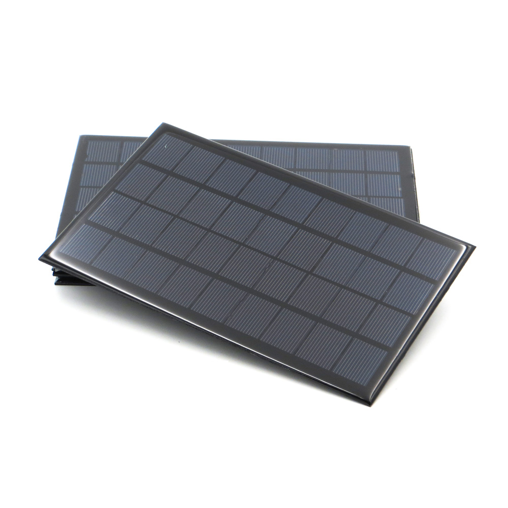 Solar Panel 6V 9V 18V Mini Solar System DIY For Battery Cell Phone Chargers Portable 2W 3W 4.5W 6W 10W 20W Solar Cell цена