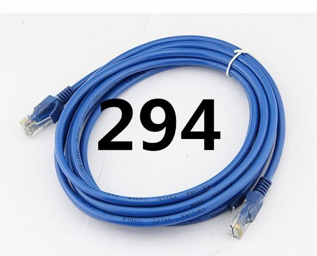 A294 CHOSEAL CAT7 câble Ethernet RJ45 10 GB câble réseau SSTP blindé rapide cordon de raccordement réseau plat LAN Cat7 pour ordinateur routeur
