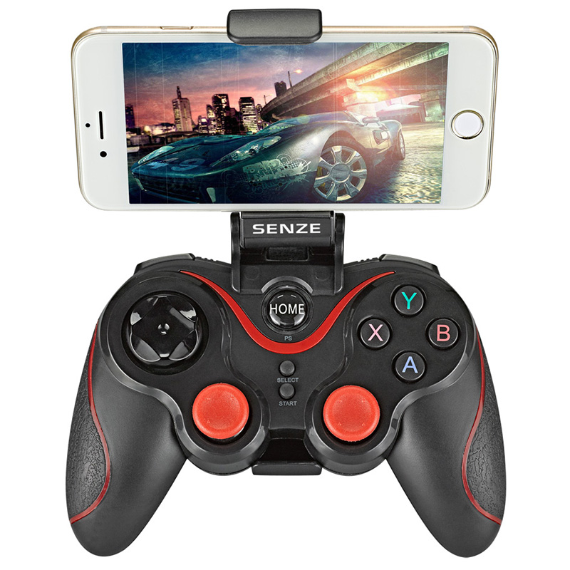 Senze SZ - A1006 Bluetooth Gamepad Android / IOS Direct Connect Gamepad