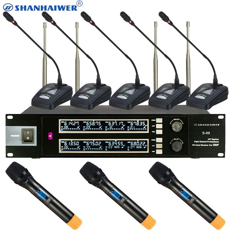 Aliexpress.com : Buy 8 Channels voice amplifier UHF