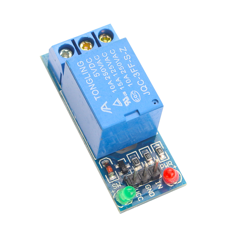 Channel 5V 1 Channel 5V Relay Module High Level For SCM Household Appliance Control For