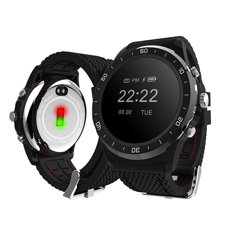 Bluetooth Smart Uhr, Layered Display, NFC Zahlungen, Google Assistent, tragen OS durch Google (Früher Android Tragen), Kompatibel