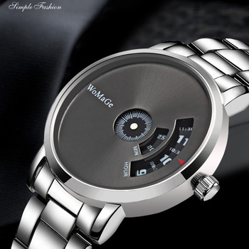 Luxury Unique Style Men Quartz Watch