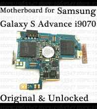 100% Working Unlocked Original Mainboard For Galaxy S Advance i9070 motherboard 16gb With Chip Logic Board