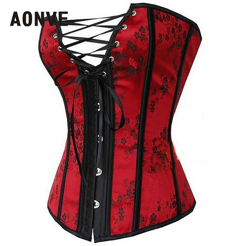 Corset   Waist Trainer Shaper   Bustiers   Waist Trainer Burlesque Sexy Lingerie Steampunk   Corsets   Gothic Clothing Corsage Bodice