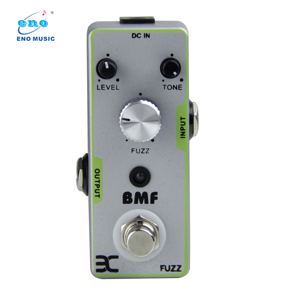 ENO guitar pedal  NEW Effect Guitar Pedal FUZZ BMF TC-18 BMF Fuzz / Distortion Classic Fuzz sound pedal new diy fuzz