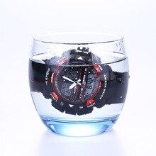 New watch fashion sports multi-function electronic couple quartz men waterproof