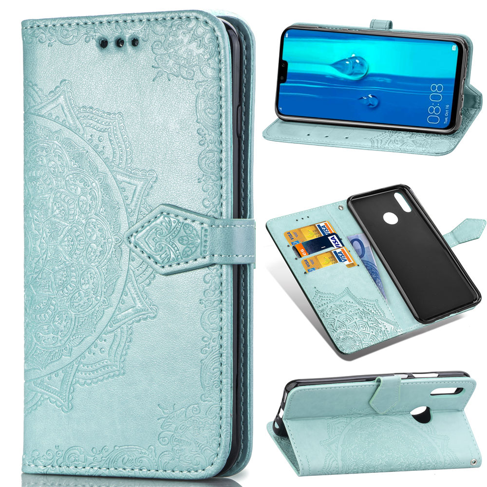 pu leather flip cover case and mobile phone wallet bag for huawei mobile phones