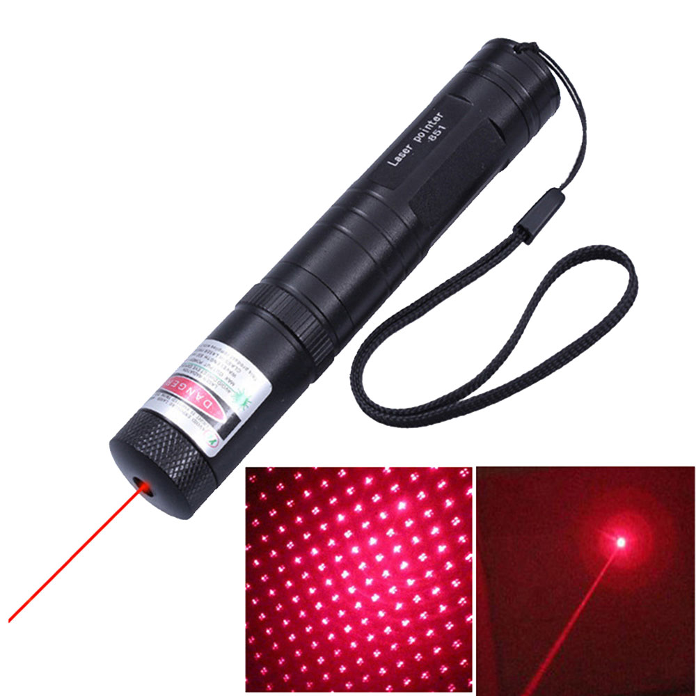 High Power Laser 851 Pointer 1000m 5mW Hang-type Outdoor Long Distance Laser Sight Powerful Starry Head LazerHigh Power Laser 851 Pointer 1000m 5mW Hang-type Outdoor Long Distance Laser Sight Powerful Starry Head Lazer