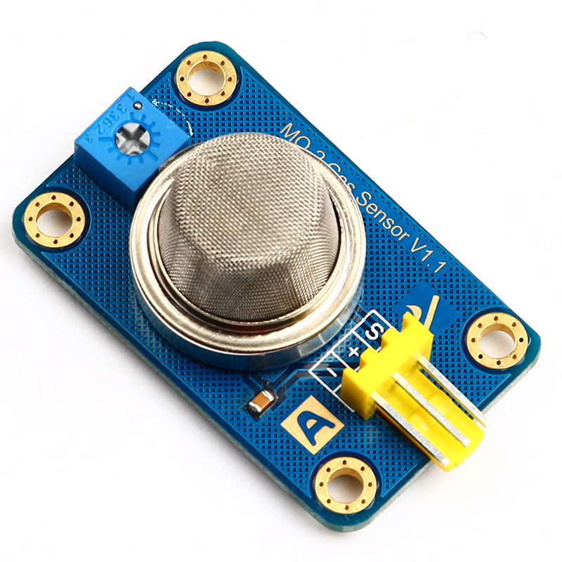 MQ-2 Arduino gas sensor smoke methane detection analog sensor