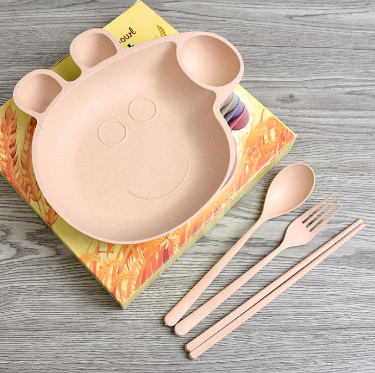 plate Peppa Pig tableware Cartoon cute baby dishes tray creative bowl spoon-in Dishes u0026 Plates from Home u0026 Garden on Aliexpress.com | Alibaba Group & plate Peppa Pig tableware Cartoon cute baby dishes tray creative ...