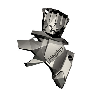 Image 3 - Hephis 3 قطعة كرة القدم سبارتا الجمجمة الكلب مفتاح سلسلة نقبل OEM/ODM DIY ميداليات مفتاح القوارير الجملة K1 K13 حر اختيار