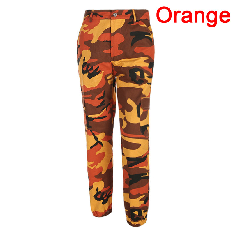HTB1N3S5mGagSKJjy0Fbq6y.mVXa4 - FREE SHIPPING Camouflage Pant High Waist Hiphop Red Pink Purple Orange Grey JKP339