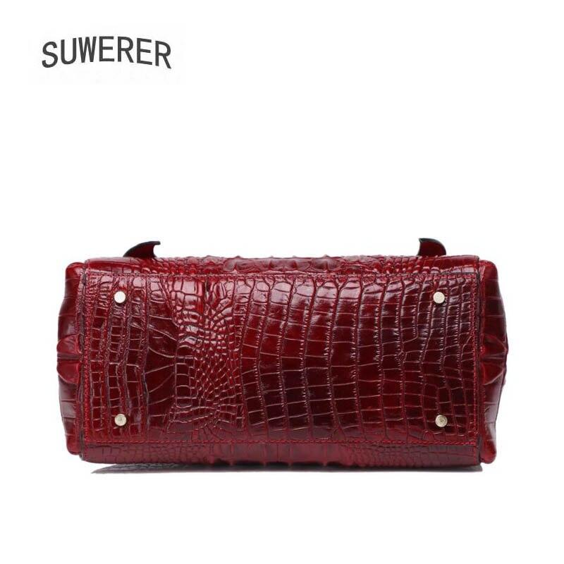 Hochwertigem Leder black Platin green Handtasche Purple Umhängetasche Neue paket 2018 red Echtes gxSAqS