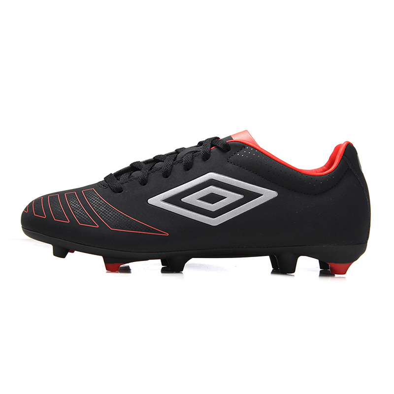 Umbro Football Shoes New Men Rubber Breathable Anti Skid Students Adult Competition Training Soccer Shoes Ucb90105 kelme 2016 new children sport running shoes football boots synthetic leather broken nail kids skid wearable shoes breathable 49