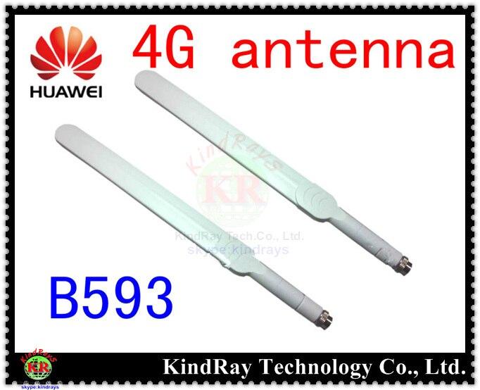 Original Huawei 3G/4G antenne CRC9/TS9/SMA/RP-SMA Verbindungsstück-antennen 3 Mt kabel B593 e5172 b683 Antenne TNC Stecker