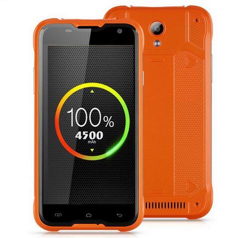 "Blackview BV5000 IP67 Waterproof 4G LTE SmartPhone MTK6735 Quad Core 2GB RAM 16GB ROM 5.0"" IPS HD Cellphone Android 5.1 13MP OTG"