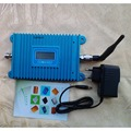 LCD CDMA980 signal booster +indoor antenna ! Cell Phone CDMA Signal repeater, mobile CDMA 850MHZ Signal Repeater  amplifier