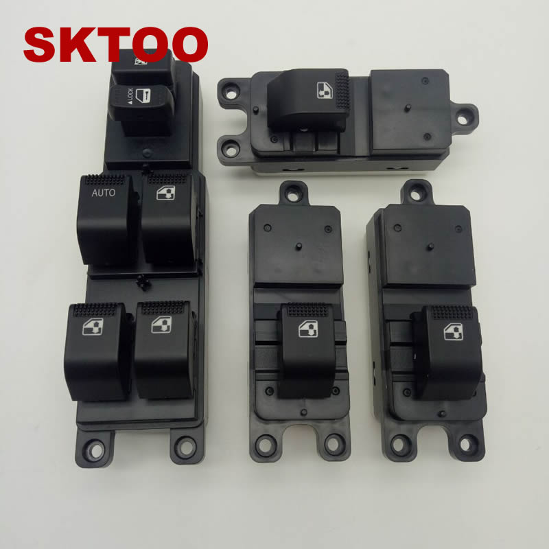 SKTOO 4PCS For Changan CS35 glass elevator switch electric vehicle window switch left front right front