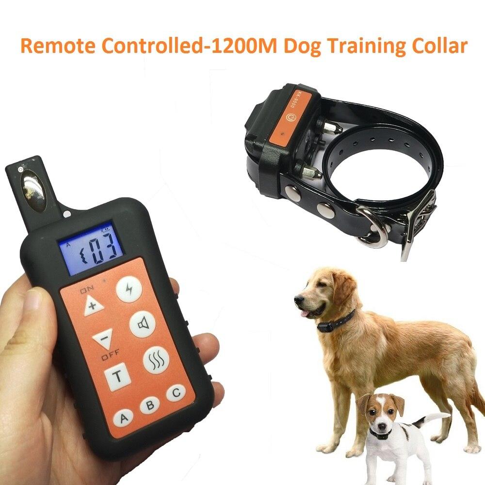 كومبو الكهربائية الكلب سياج نظام مع البعيد الكلب التدريب الياقة الحيوانات الأليفة الاحتواء مع ماء قابلة للشحن الكلب صدمة طوق-في أطواق التدريب من المنزل والحديقة على  مجموعة 2