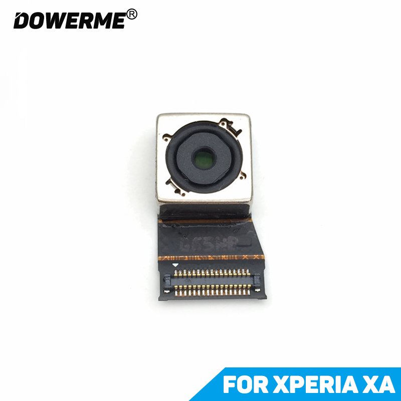 Dot Me Retour Arrière Caméra Principale Ruban Flex Câble Pour Sony Xperai XA F3111 F3113 F3115 F3112 F3116 Grand Module de Caméra 13MP