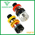 100% Authentic Aspire Cleito Tank Atomizer 3.5ml Replaceable Coil with Delrin Drip Tip Revolutionary Cleito Coil Steel or Black